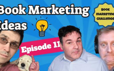 Author websites explained – with Jeremy Mason and Mark Stay