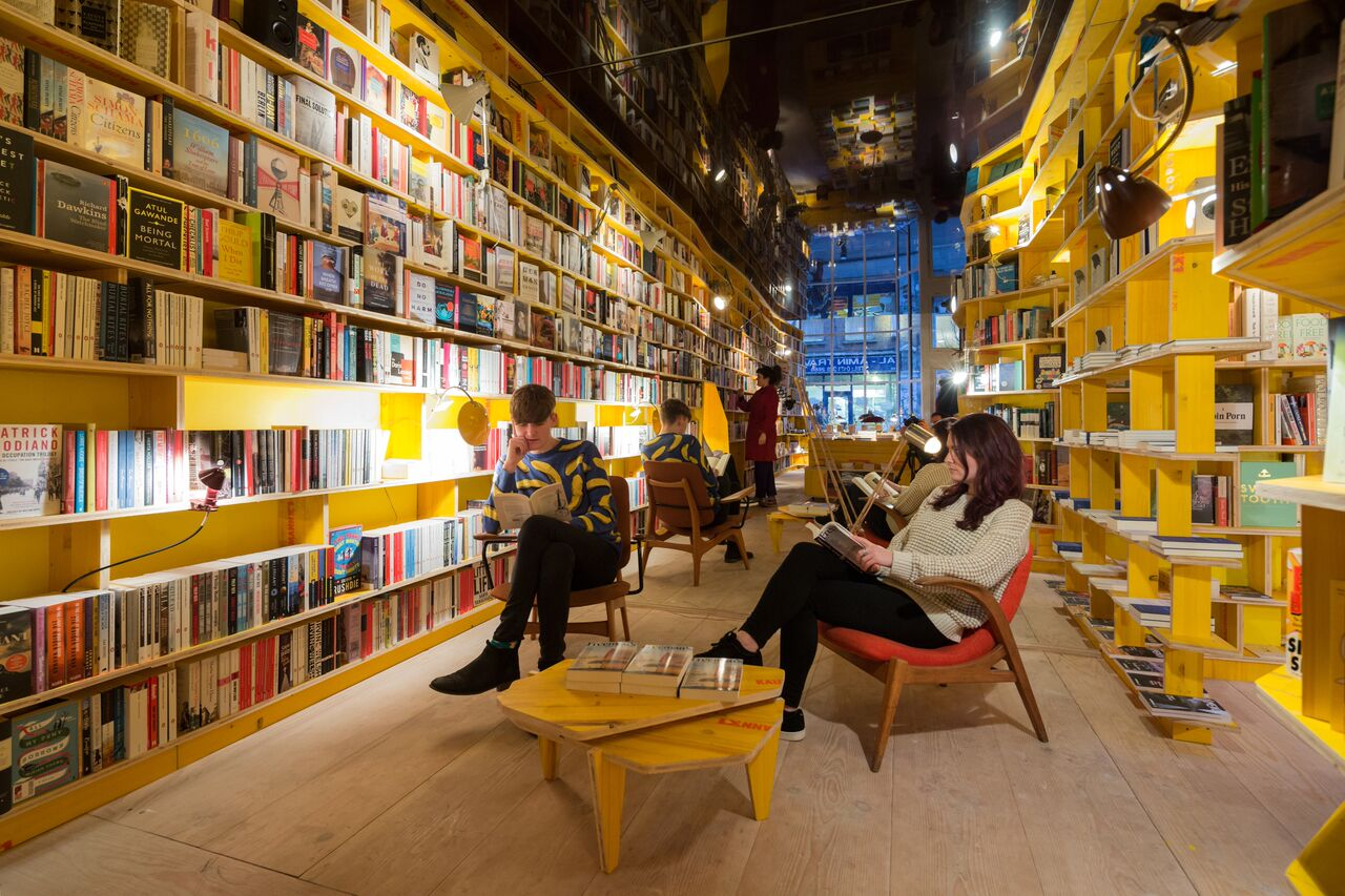 Libreria Inventory Management