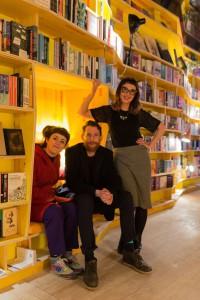 The Libreria team