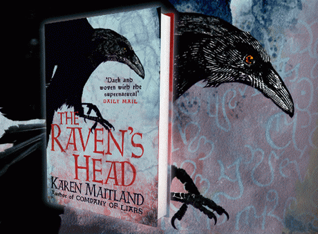 ravens-head